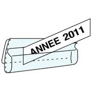 Porte-étiquettes adhésifs - A volet