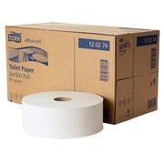 Papier toilette Maxi Jumbo double épaisseur Tork T1 Advanced - 6 rouleaux de 360 m