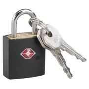 TSA-Hängeschloß mit 2 Schlüsseln