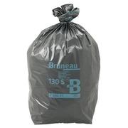 Carton de 100 sacs plastique 130l qualité standard