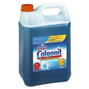 Bottle of 5 L Calgonit rinsing product short cycle