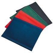 Schutzabdeckungen für Dokumente Bruneau PVC matt A4 10 Hüllen - Farbig sortiert