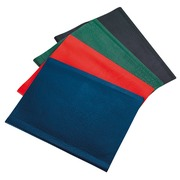 Document holders Bruneau PVC opaque A4 40 sleeves assorted colours