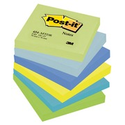 Notes repositionnables couleurs Rêve Post-It 76 X 76 mm - bloc de 100 feuilles