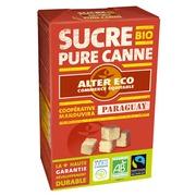Cane sugar cubes bio 500g