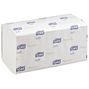 Essuie-mains pliage enchevêtré Tork H3 Premium doux- Carton de 3000