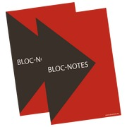 Notepad 100 sheets 5 x 5 A4 70 g