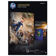 Papier photo glacé brillant HP A4 250 g - 50 feuilles