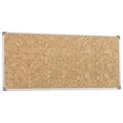 Tableaux liège confort - 90 x 180 cm - cadre alu