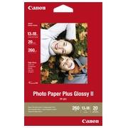 Pack von 20 Seiten Fotopapier Canon GP 201 13 x 18.