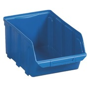 Economic storage crates Viso blue - 10 liters