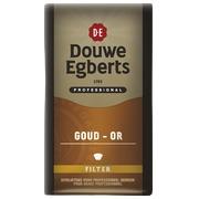 Pak 250 g Douwe Egberts gemalen koffie Dessert 100% Arabica (goud)
