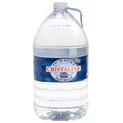 Fles van 5 L water Cristaline