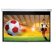 Optoma DS-3084PWC - projection screen - 84