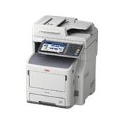 OKI MB770dnfax - imprimante multifonctions - Noir et blanc
