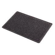 Tapijt Aqua Trap Notrax polyester vezels 90 x 150 cm antraciet