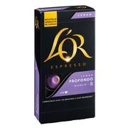 Coffee capsules Lungo Profundo L'Or EspressO - Pack of 10