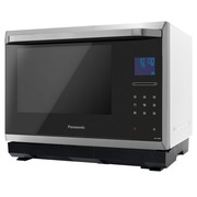Panasonic NN-CS894S - four micro-ondes combiné - grill - pose libre - acier inoxydable