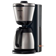 Philips Intense HD7697 - coffee maker - black/metallic