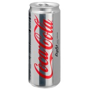 Coca-Cola Light 33 cl - Carton de 24 canettes
