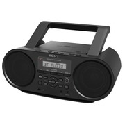 Sony ZS-RS60BT - Ghettoblaster - CD, USB-Host