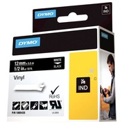 DYMO Rhino Coloured Vinyl - Band - 1 Rolle(n) - Rolle (1,2 cm x 5,5 m)