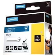 DYMO Rhino Coloured Vinyl - tape - 1 rol(len) - Rol (1,2 cm x 5,5 m)