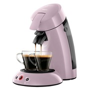 Philips Senseo Original HD6554 - coffee machine - 1 bar - violet hush