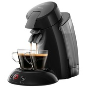 Philips Senseo Original XL HD6555 - coffee machine - 1 bar - raven black