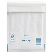 Mail Lite Padded Envelopes White 150 x 210 mm 92g - Pack of 100