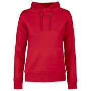 Printer Fastpitch Lady hooded sweater Rood XS