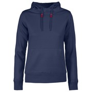 Printer Fastpitch Lady hooded sweater Marine XS