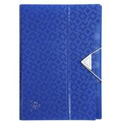 Pochette trieur 6 compartiments OffiX® - A4 - Couleurs assorties