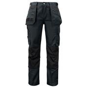5531 Worker Pant Zwart C42