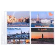 Pak van 10 blad voor album voor verzameling van post- en ansichtkaarten