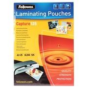 Pochette de plastification Fellowes A3 2x125micron 25pcs