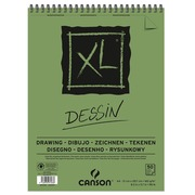 Bloc dessin Canson XL Dessin A4 160g 50 feuilles spirale