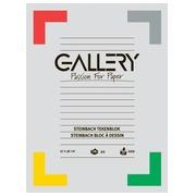 Gallery Steinbach tekenblok, ft 27 x 36 cm, 200 g m², 20 vel