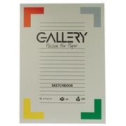 Gallery bloc de croquis ft 21 x 29,7 cm (A4)
