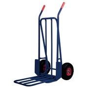 Steekwagen voor zware last, ft 80 x 56 x 112 cm, maximum 250 kg