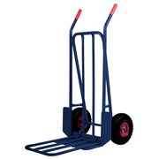 Chariot charge lourd, ft 80 x 56 x 112 cm, maximum 250 kg