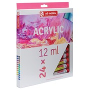 EN_TALENS AC PEINT ACRYL 12ML 24X