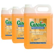 Pack Carolin revitalizing cleaning product 5 litres 2 + 1 for free
