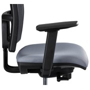 Pair adjustable 3D arm rests for chair Bruneau Activ'