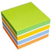 Bloc-cube Spring Info-Notes 75 x 75 mm - Bloc de 450 feuilles