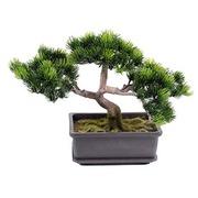 Künstliche Zimmerpflanze Bonsai mini Kiefer 22 cm