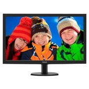 Philips V-line 273V5LHSB - LED monitor - Full HD (1080p) - 27
