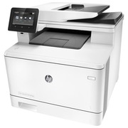HP Color LaserJet Pro MFP M477fdw - multifunctionele printer - kleur