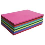 Pack 250 Blatt Papier gefärbt A4 Sortiment Carta Clairefontaine 130 g