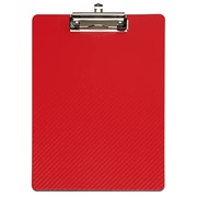 Klembord A4 Flexx Maul 31,5 x 22,5 cm rood